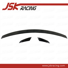 CARBON FIBER REAR SPOILER TRUNK SPOILER WING FOR MERCEDES BENZ C-CLASS W204(JSK060116)