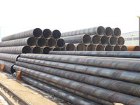 api 5l x 52 carbon API 5L Spiral steel pipe made in China