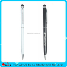 economical metal refill bic metal pen with company logo