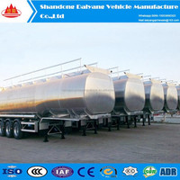 China Good Quality Fuel 3 Axle
