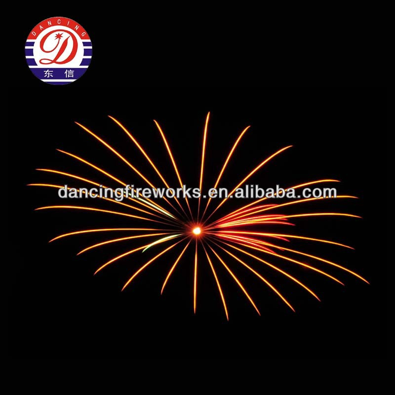 "6"" Hot Sell Display Shell Fireworks Manufacturer 1.3G for Sale"