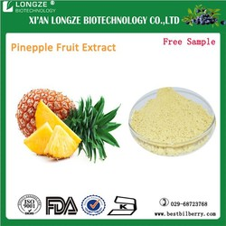 Plant Extract Stem bromelain, bromelin, pineapple extract,pineapple enzyme