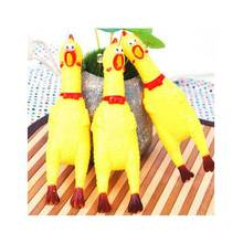 scream plastic chicken toys for kids