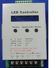 Programmable LED RGB controller