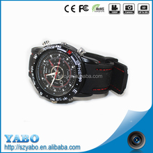 HD Spy Watch Camera DVR Waterproof Video Recorder Watch Cam