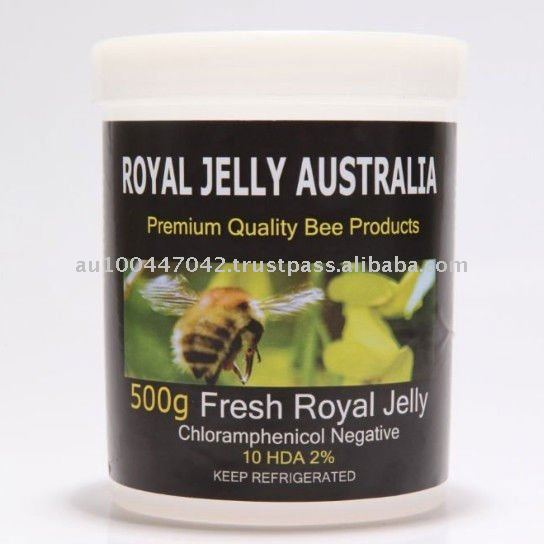 Australian Fresh Royal Jelly Products