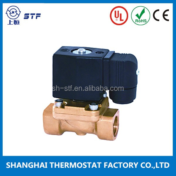 24V Brass Solenoid Valve for Water