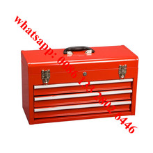 Small Metal Tool Box Manufacturer Tool box with Drawer