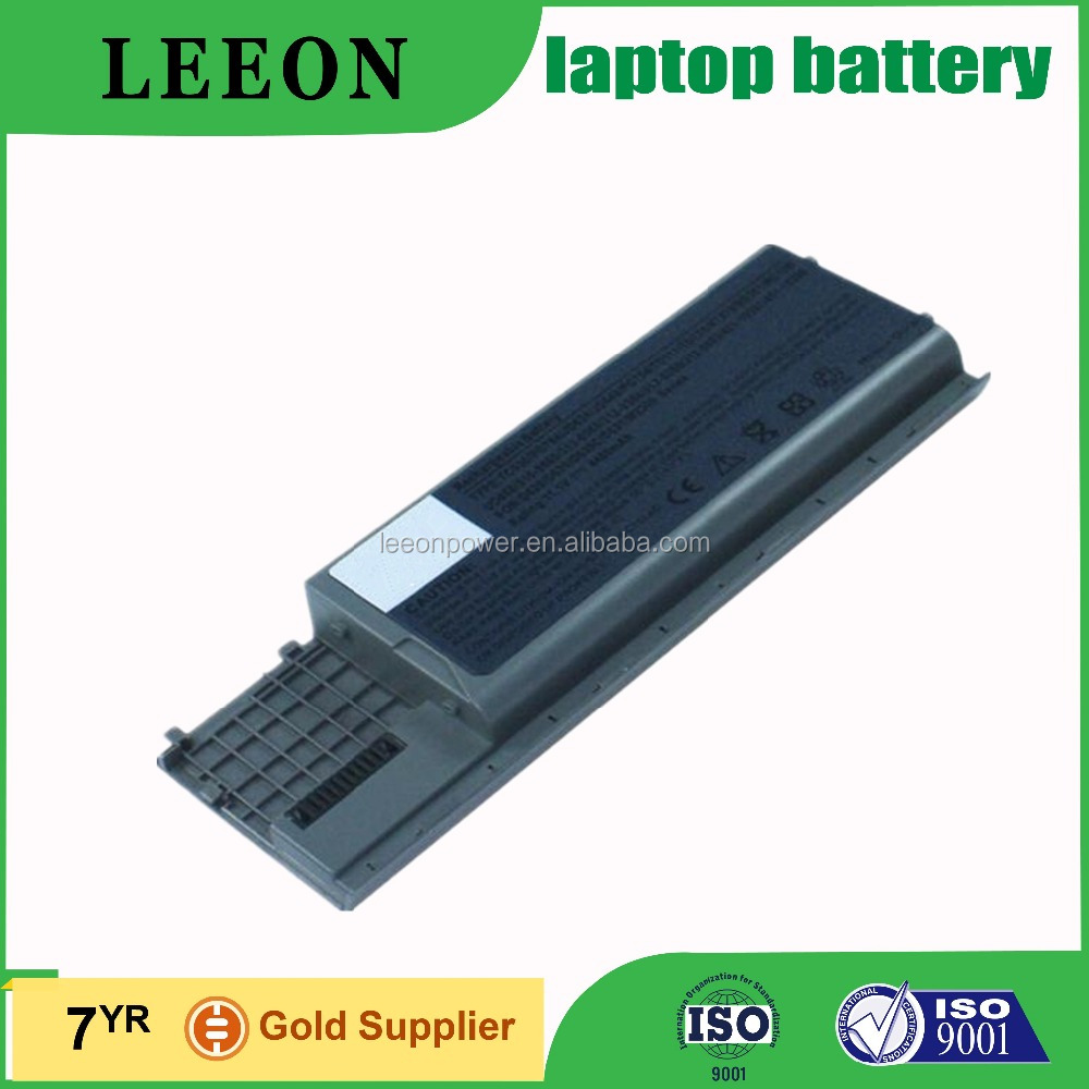 External laptop battery for DELL Latitude D620 D630 D631 with high quality