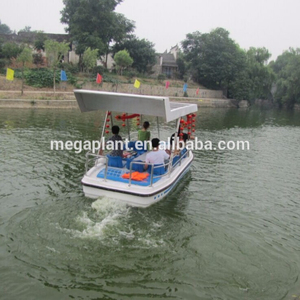 Solar powered boat for sale