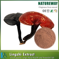 Natured lucid ganoderma extract triterpenoids