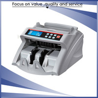 LCD wholesale vacuum banknote counter