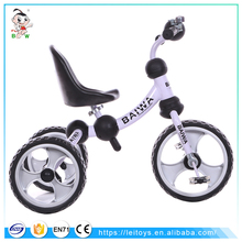 Hot new products for 2016 wholesale 3 wheel car simple child tricycle for sale