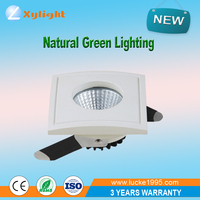 Factory wholesale white color waterproof led light,IP65 waterproof led shower light for sale