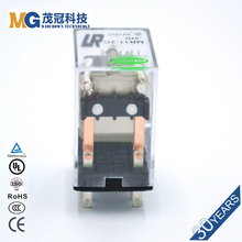 Good quality overload voltage protective relay with led