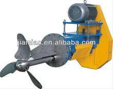 Mixing use paper stock tower mud agitator