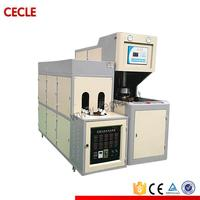 semi automatic pet mineral water plastic bottle making machine price