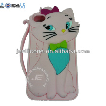 monster silicone case for iphone 5s/5c ,silicon animal case for iphone 4