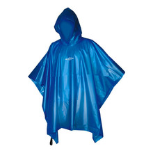 recyclable pvc waterproof plastic eco-friendly rain poncho