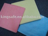 3.71USD/kg 50% viscose+50% polyester CIF Korea Spunlace Nonwoven fabric for wet wipe