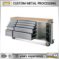 Iron Q235 cold roller steel husky tool box