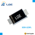 1A SMD standard silicon rectifier diode SOD-123FL