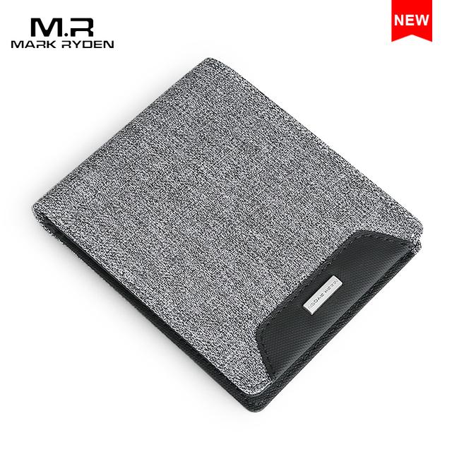 2018 New Design Hot Selling Mark Ryden Korea Fashion Style Slim Wallet MR6891