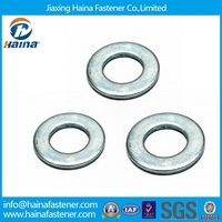 High Strength Carbon steel HDG F436/Stainless steel DIN125 Flat washer