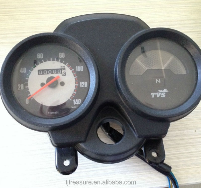 motorcycle part 100 cc of speedometer