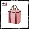 Promotion cheap fashional nonwoven can cooler bag, cake cooler bag, bottle wine cooler tote bag