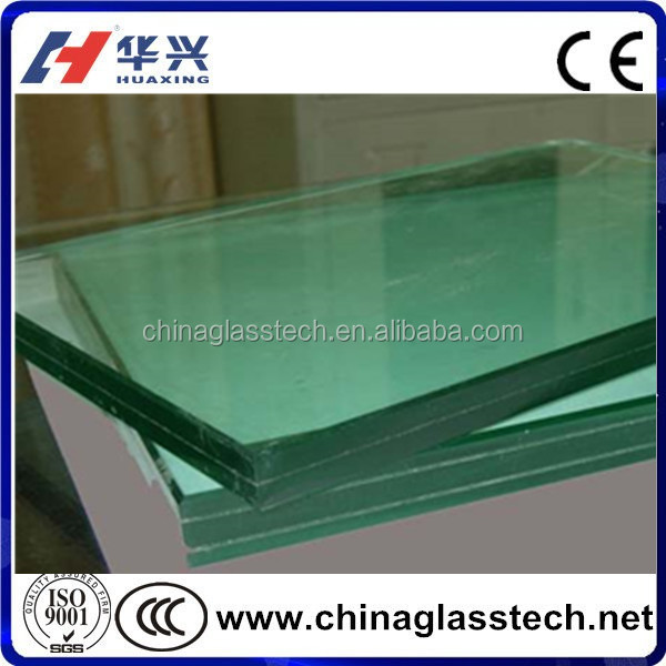 Euro Grey Laminated glass tempered laminated glass for sale