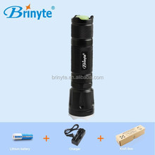Unique long range Q5 LED portable Flashlight Camping Equipment