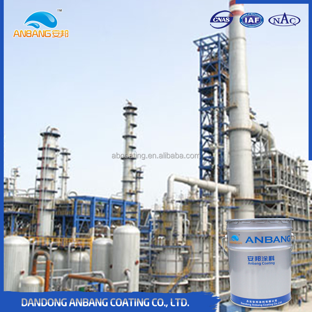 AB362G high corrosion resistant epoxy zinc rich industrial paint liquid coatings