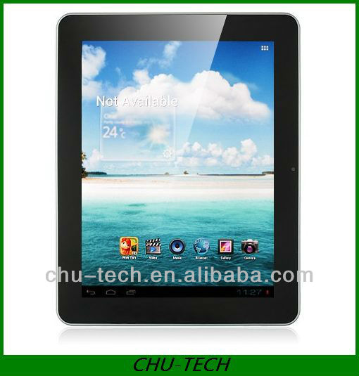 Cube U19GT Sunflower RK2918 Tablet PC 9.7 Inch Android 4.0 16GB 1G RAM