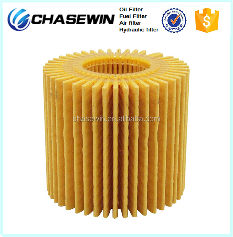 04152-37010 Lube Element Used With High Quality Wood Pulp Oil Filter Paper