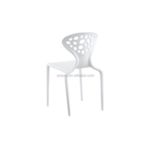 Chinese Supplier All PP Leisure Modern Designed Plastic Chair