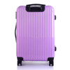 crown suitcase with corner protection for suitcase