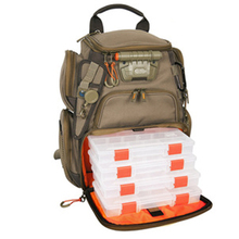 Professional High Quality fishing tackle backpack bag