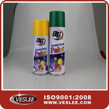 wholesale Fast dry metals and plastic aerosol spray paints for cars
