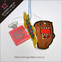 2014 fashional alibaba sell beautiful flag car air freshener