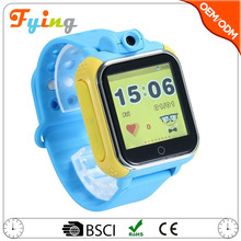 High quality GPS kid phone for GPS kid security watch,Android monitor SOS function phone watch for kids