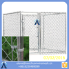 steel animal cage / Ornamental Chain Link Dog Kennel / Enticing Dog Kennel