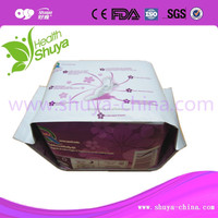 Magnetic and negative ions and far infrared Sanitary Napkins