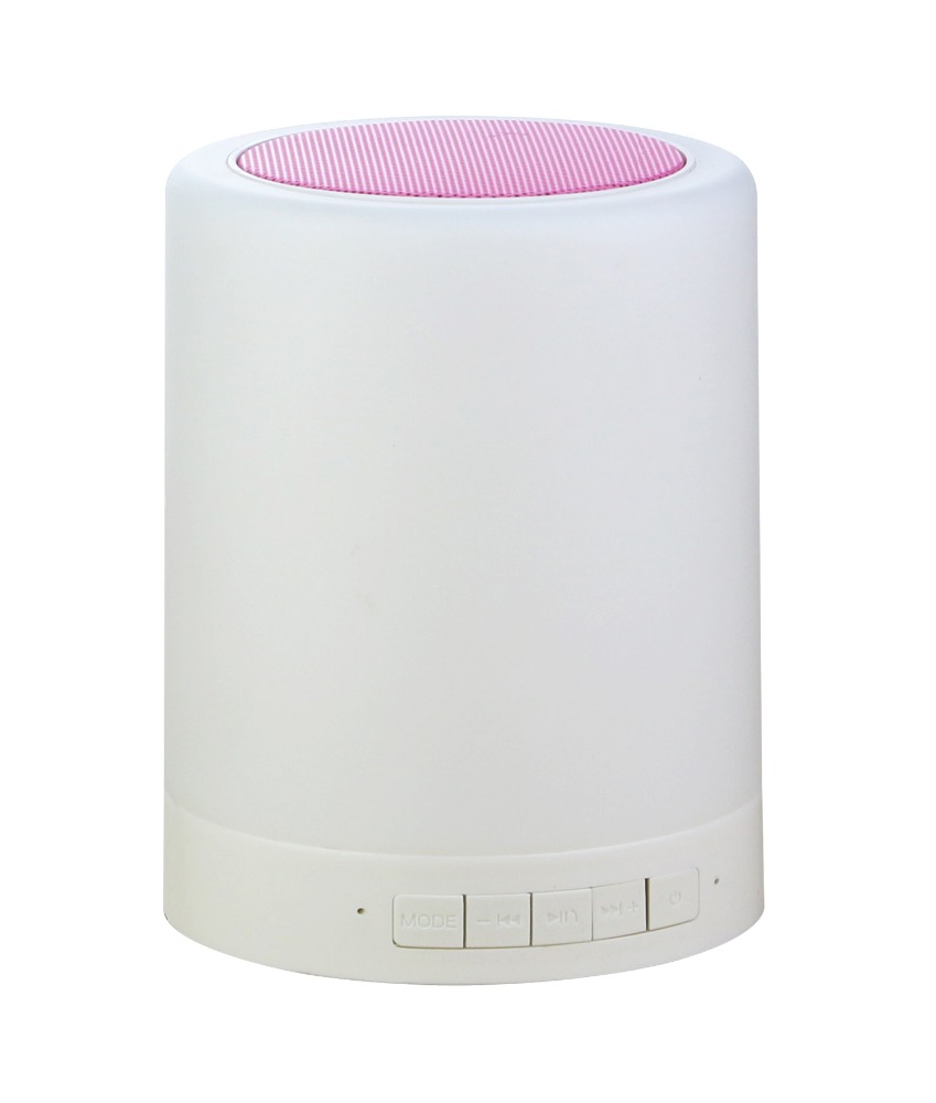 Night light functions portable Smart led bluetooth <strong>speaker</strong>