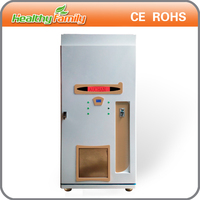 450KG/D Auto-Packing Ice Vending Machine