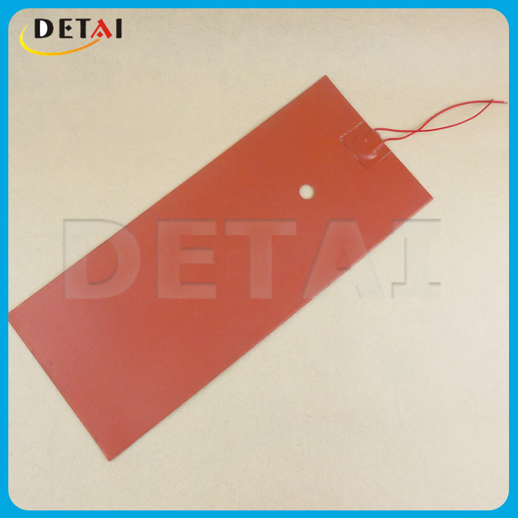Customized Flexible Silicone Rubber Heating Mat