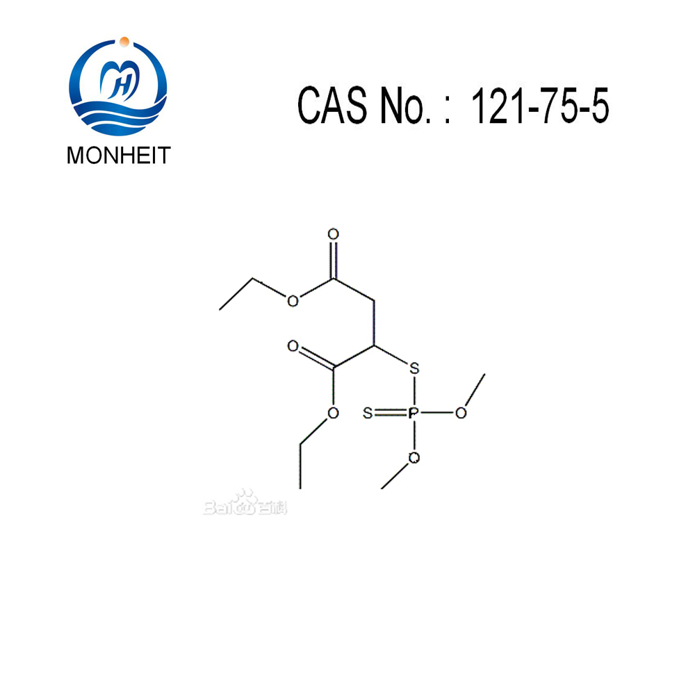 Top Quality Grade For CAS:121-75-5 Malathion 95%
