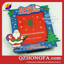 Santa's Kingdom Magic Soft PVC Photo Frame