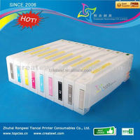 inkjet printer ink cartridge compatible for epson 9890 7890, refill ink cartridge for epsom 9890 7890