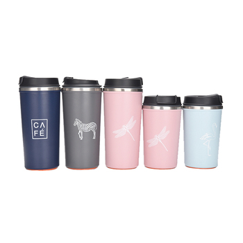 2019 hot new stainless steel suction cup travel coffee mug custom logo